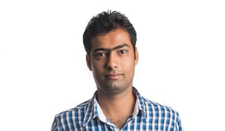 Bishal Bhattarai, Washington University