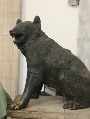 She wolf or Bear, late Roman, Aachen Cathedral
