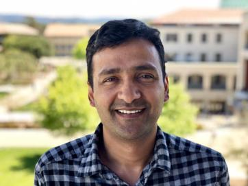 Kiran Prasai, Stanford U