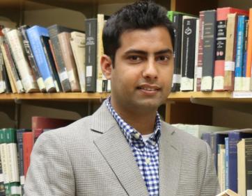 Bishal Bhattarai, Washington University (St Louis)